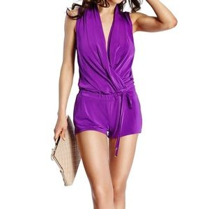 Guess by Marciano Ricky Romper NWOT